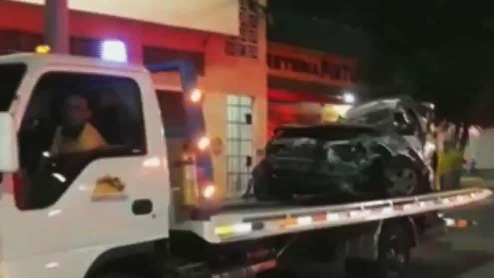 Accidente en Barranquilla