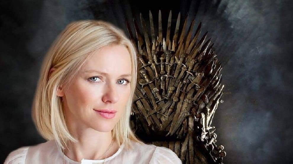 "Cancelan la precuela de ""Game of Thrones"" con Naomi Watts como estrella"