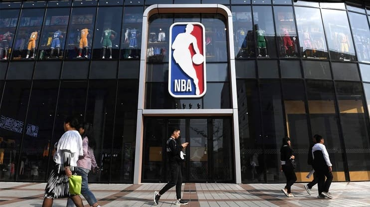 NBA conflicto en China