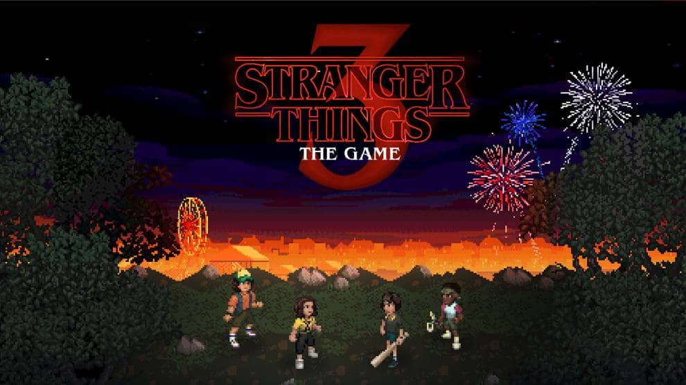 Stranger Things 3: The Game está disponible para iOS y Android
