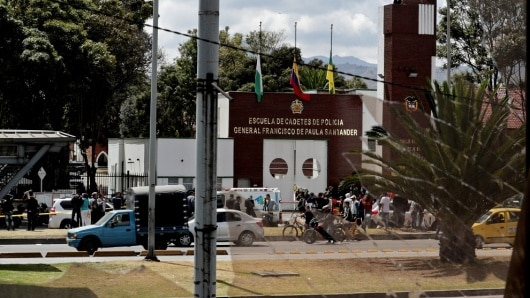 FOTO: Escuela General Santander. NoticiasRCN.com