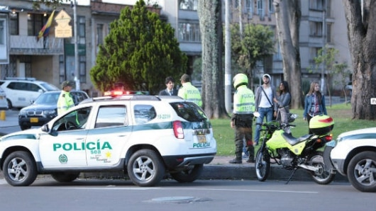 Foto @PoliciaColombia