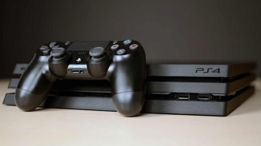FOTO: Play Station 4. Sony