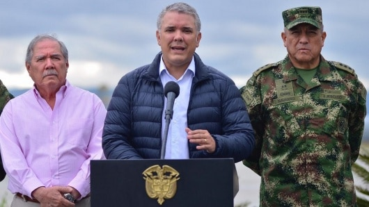 FOTO:Presidente Iván Duque. NoticiasRCN.com