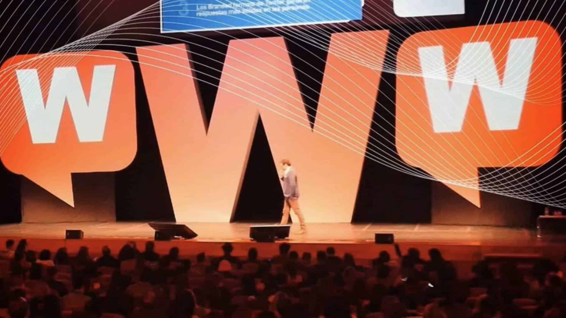 Inicia en Bogotá el WebCongress, un evento de emprendimiento, innovación y marketing